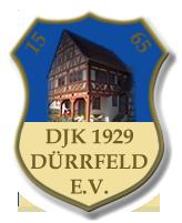 DJK Dürrfeld - Wappen